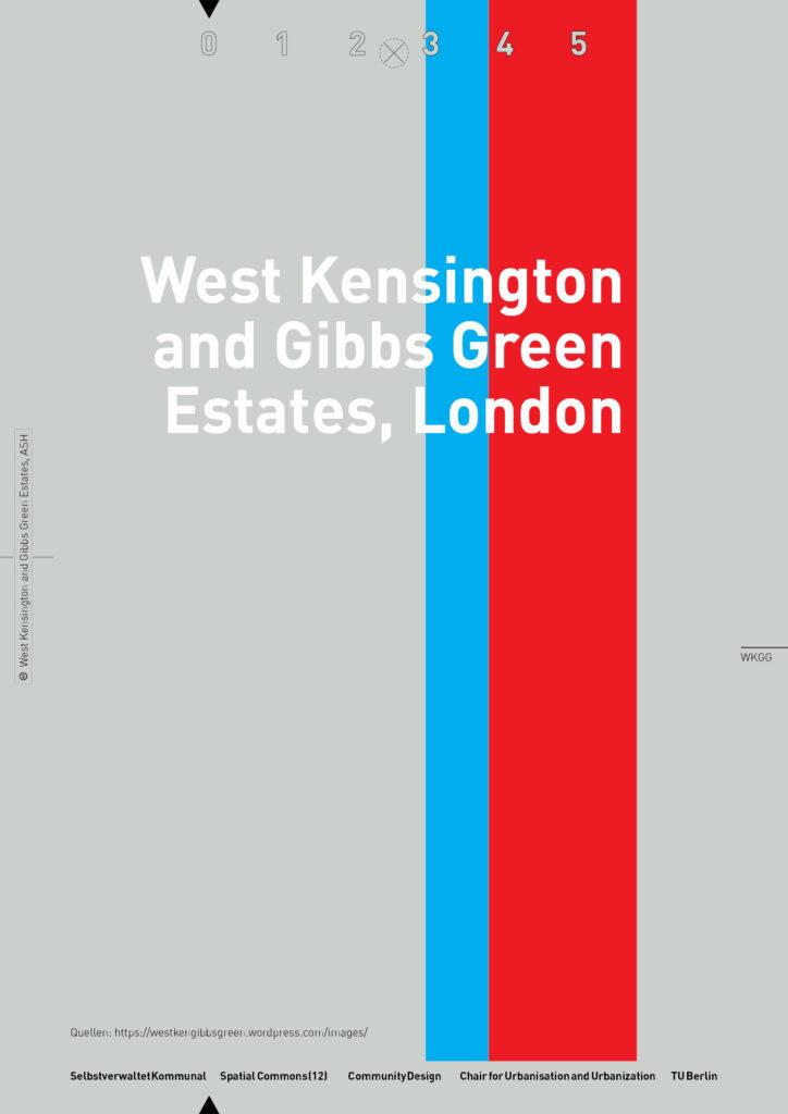 WEST KENSINGTON AND GIBBS GREEN ESTATES